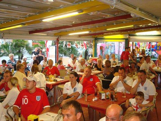The Grapevine Sports Bar
