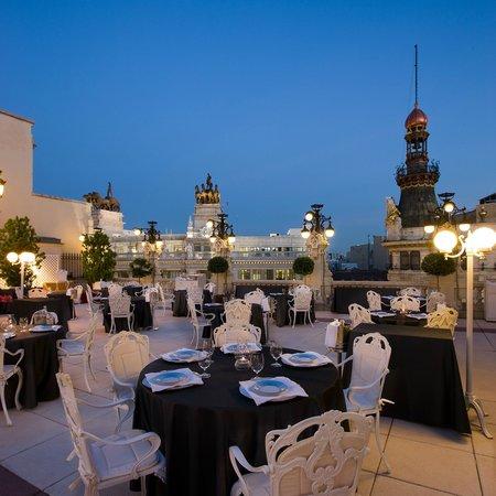 La Terraza Del Casino De Madrid Centro Restaurant