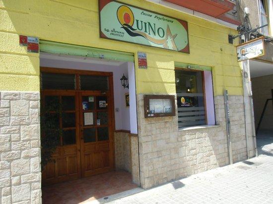 Restaurante vegetariano quinoa elche - Vegetarian restaurant valencia ...