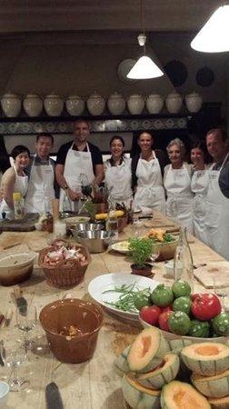 La Mirande Hotel: Cooking class at La Mirande