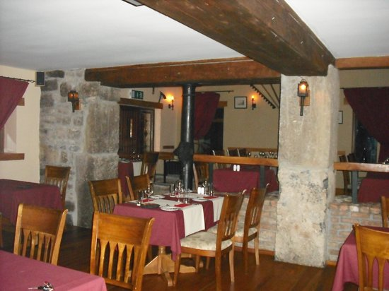 Clevery Mill Restaurant & Guest House: Dinning room