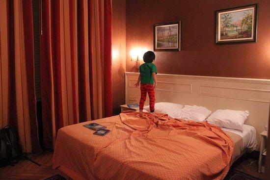 Hotel Ermitage Bouquet : .