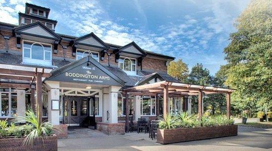 Boddington Arms: Boddngton Arms, Wilmslow