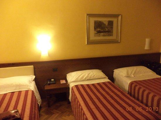 Hotel Fenice: Room