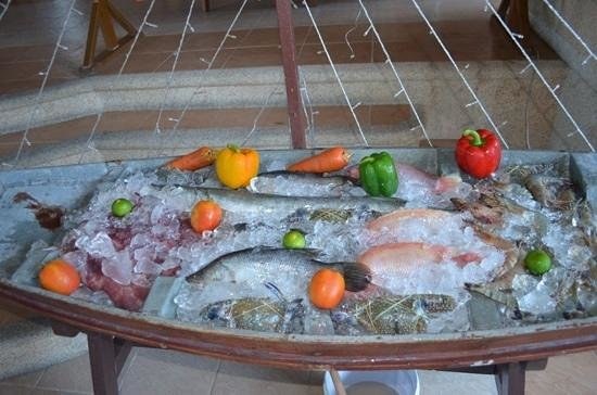 Samui First House Resort: выбирайте рыбу смело и просите приготовить!
