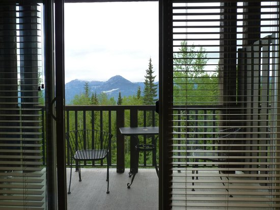 Palliser Lodge - Bellstar Hotels & Resorts: View from room.