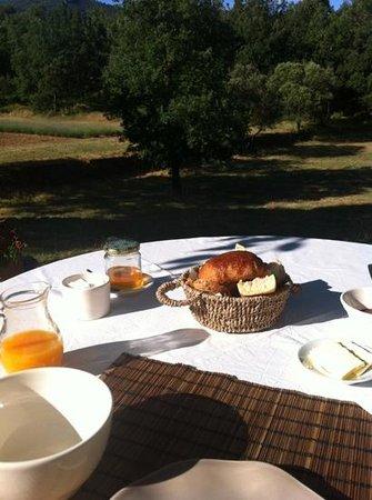 Le Catalan: Breakfast