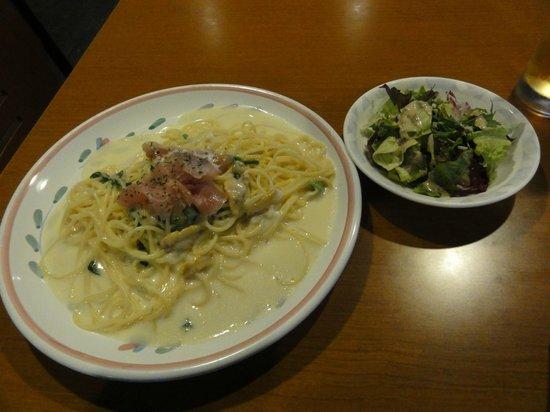 Restaurant Genova: パスタセット