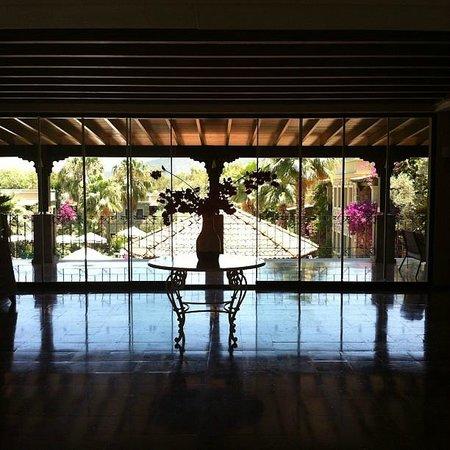 Hotel Zeytinada: View from the lobby