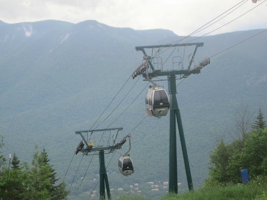 Mountain Club On Loon: nice view