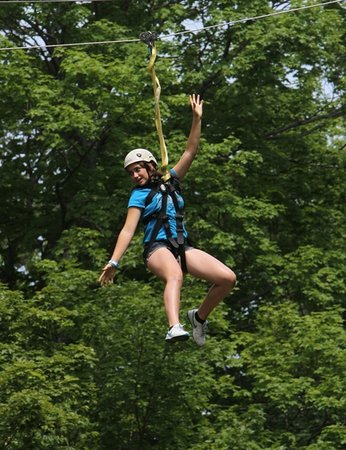 Zipline Adventures at Boyne Highlands Resort