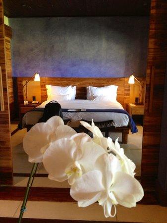 Tivoli Ecoresort Praia do Forte: Suite de luxe .bem ampla e confortável !