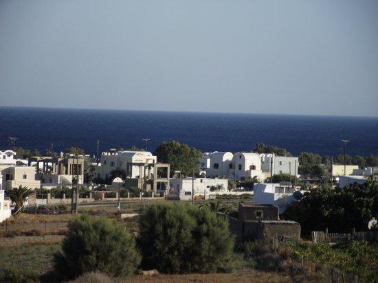Marina's Studios: il mare dal balcone