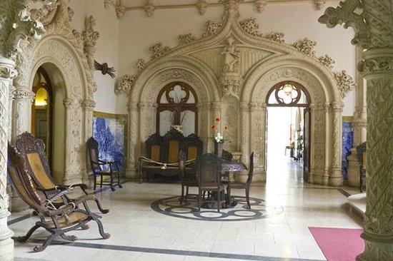 Bussaco Palace Hotel: Interior del Palacio