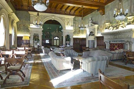 Bussaco Palace Hotel: Salon del Palacio
