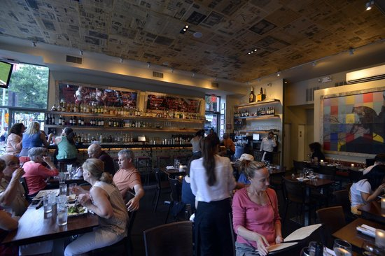 Main Dining Room Picture Of Libertador Parrilla Argentina New York City