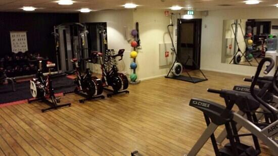 First Hotel Billingehus: Gym