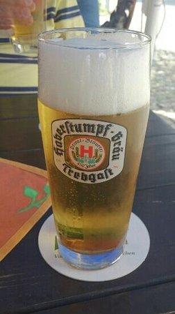 Trebgast, Alemania: Härlig dricka!