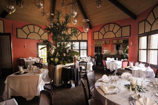 The Caribbean Court Boutique Hotel: Maison Martinique diningroom