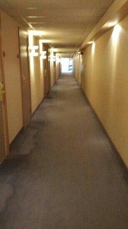 First Hotel Billingehus: Korridor