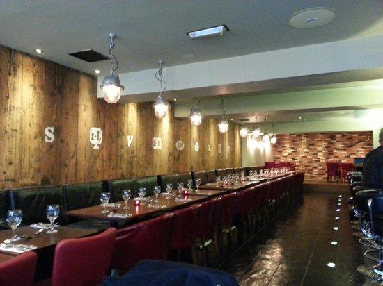 Silversmiths Restaurant : Silversmith's