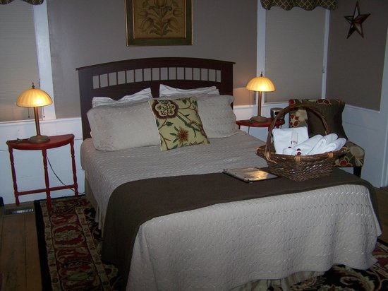 Coach Stop Inn Bed and Breakfast : Heritage Room