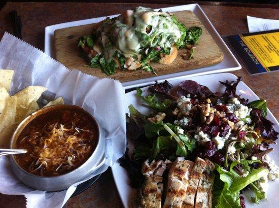 Pints & Quarts: Salads & soup