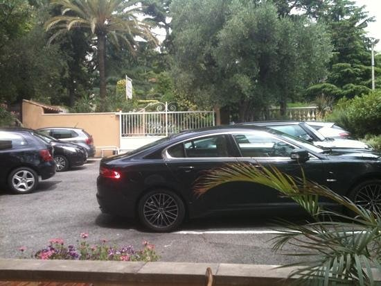 Residence Veles Plage: parking
