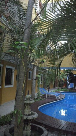 Hotel Las Golondrinas: jardines