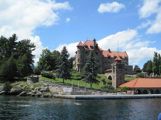 Alexandria Bay, NY: Singer Castle