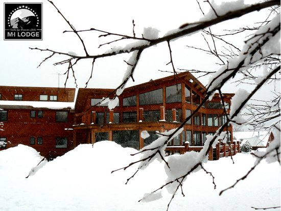 Mision Imposible Lodge & Spa: Lodge