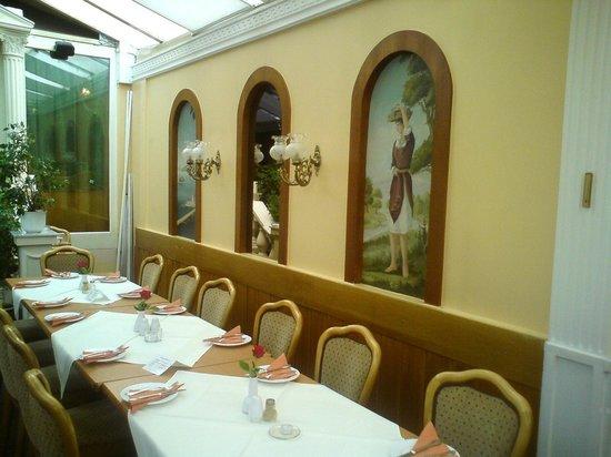 Anbau Wintergarten Picture Of Restaurant Poseidon Dusseldorf