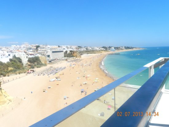 Torre Velha Hotel: Praia Dos Pescadores