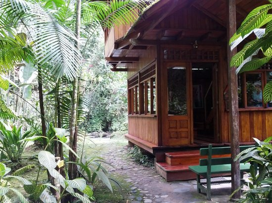 Mindo Garden: Our cabin