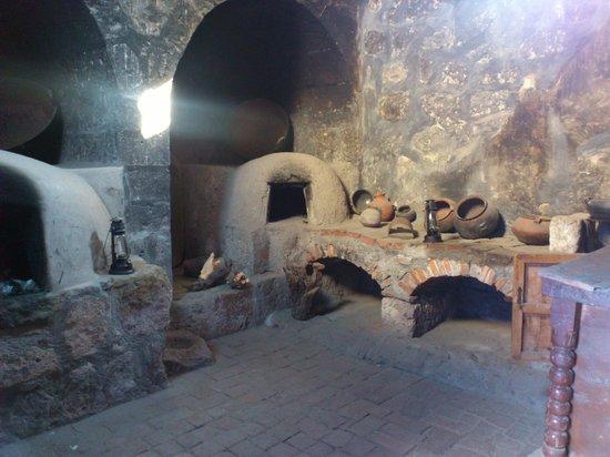 cocina antigua - Picture of Monasterio de Santa Catalina, Arequipa ...