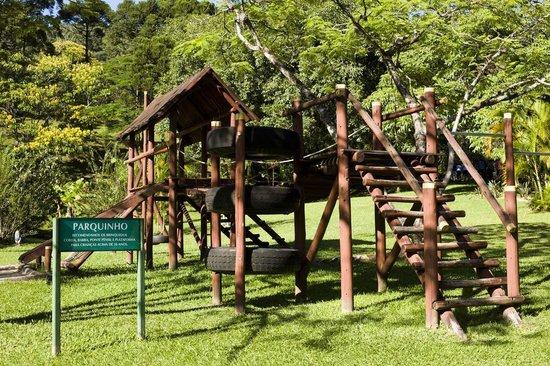 Plaza Caldas Da Imperatriz Resort & Spa: Parquinho