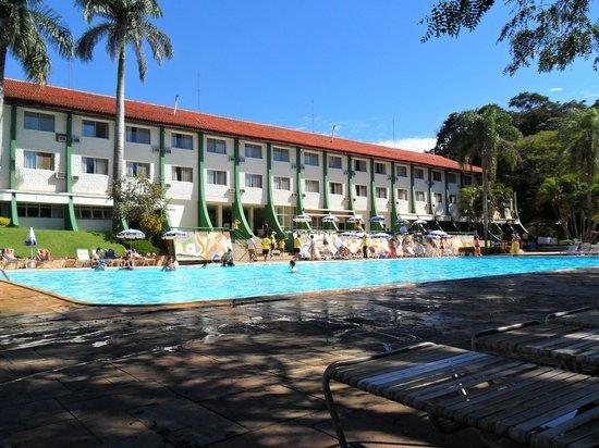 Hotel E Piscina Foto Di Eldorado Atibaia Eco Resort