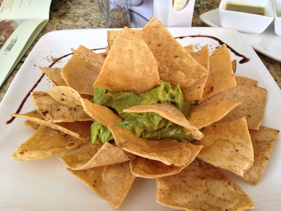 Oxtun: Guacamole