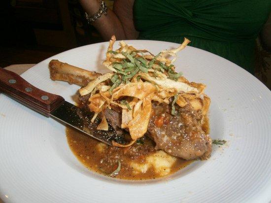Chianti Ristorante Italiano: Veal shank was excellent !!!!!!!!