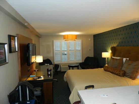 Hotel Indigo Napa Valley: Quarto King