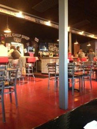 The Chop Shop: bar