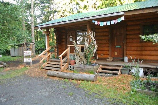 Tribune Bay Campsite