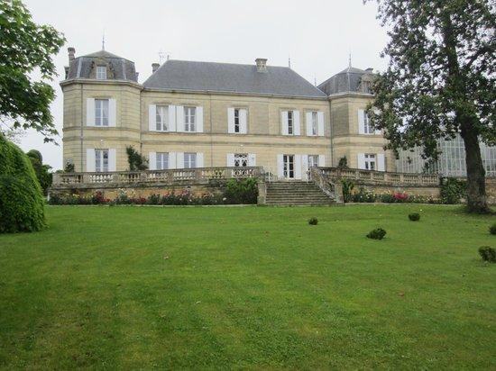 写真Chateau Carbonneau枚