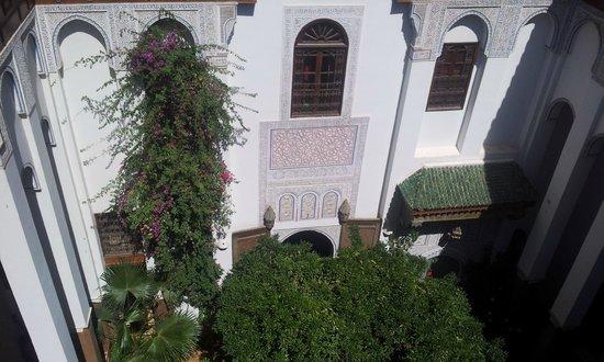 Riad Laaroussa Hotel and Spa: Interior do Laaroussa