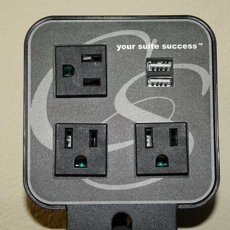 Comfort Suites Cullman : charging portal