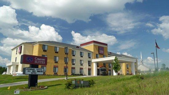 Comfort Suites Cullman : hotel