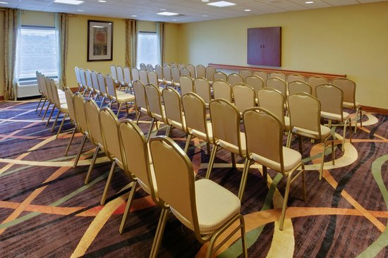Hampton Inn Shrewsbury: Conference Room