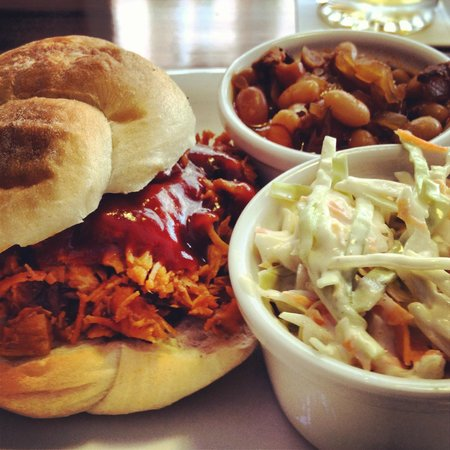 Smokehouse Bbq: Pulled Pork