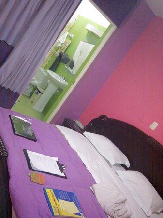 Hotel Embajador: Single  room