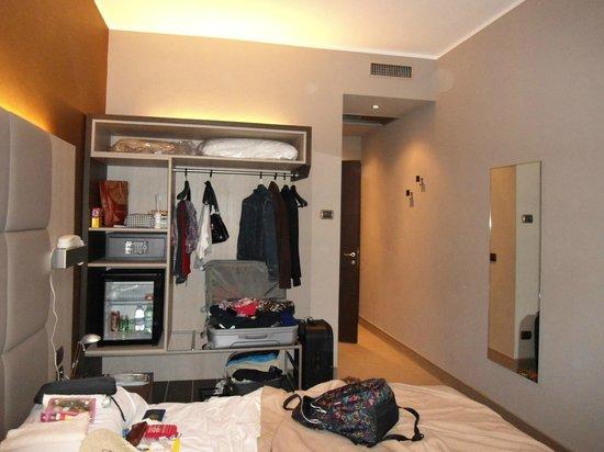 Soperga Hotel: Nosso quarto